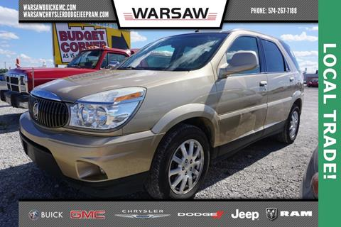 2006 Buick Rendezvous for sale in Warsaw, IN