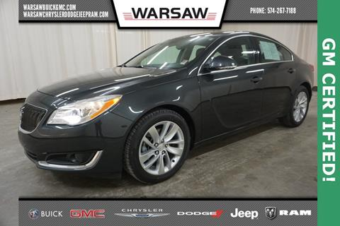 2016 Buick Regal for sale in Warsaw, IN