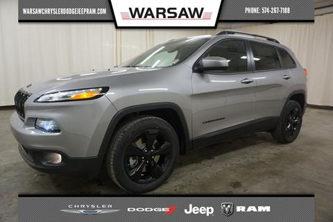 2018 Jeep Cherokee for sale in Warsaw, IN