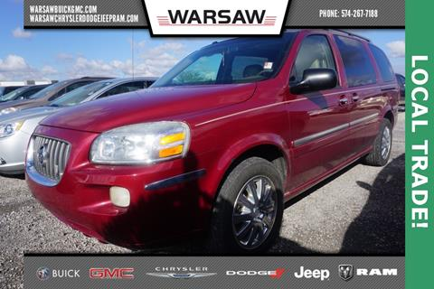 2005 Buick Terraza for sale in Warsaw, IN