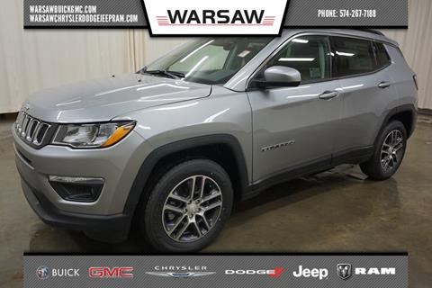 2018 Jeep Compass for sale in Warsaw, IN