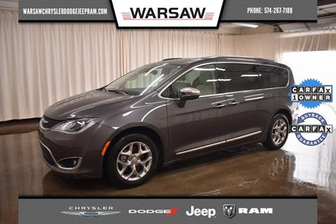 2019 Chrysler Pacifica for sale in Warsaw, IN