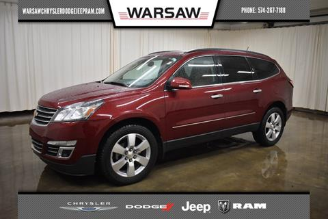 Warsaw Buick Gmc >> 2015 Chevrolet Traverse For Sale In Warsaw In