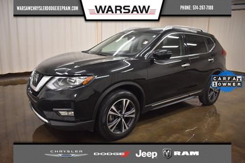 2018 Nissan Rogue for sale in Warsaw, IN