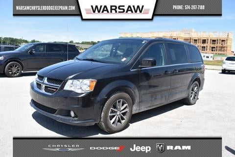 2017 Dodge Grand Caravan for sale in Warsaw, IN