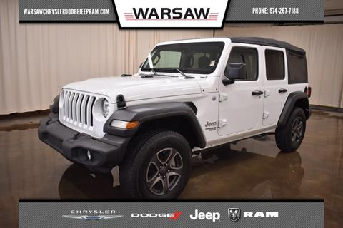 Warsaw Buick Gmc >> Used Jeep Wrangler For Sale in Warsaw, IN - Carsforsale.com®
