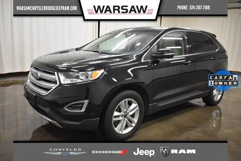 2016 Ford Edge for sale in Warsaw, IN