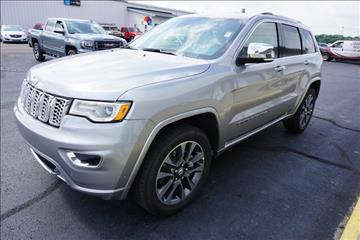 2017 Jeep Grand Cherokee for sale in Warsaw, IN