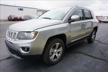 2016 Jeep Compass for sale in Warsaw, IN