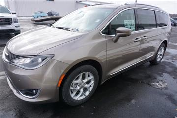 2017 Chrysler Pacifica for sale in Warsaw, IN