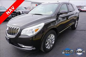 2014 Buick Enclave for sale in Warsaw, IN