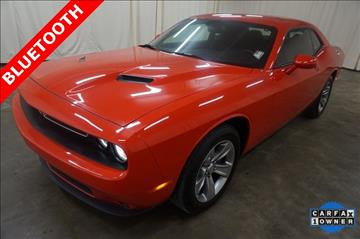 2016 Dodge Challenger for sale in Warsaw, IN