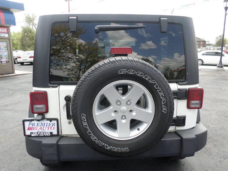 2008 Jeep Wrangler 4x4 X RHD 2dr SUV - Wheat Ridge CO