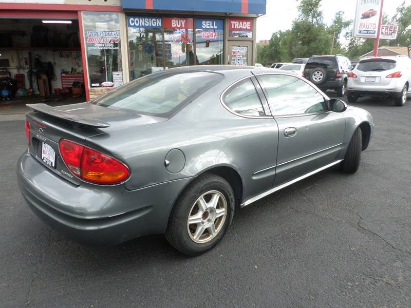 2004 Oldsmobile Alero GL1 2dr Coupe - Wheat Ridge CO