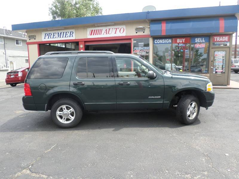 2004 Ford Explorer 4dr XLT 4WD SUV - Wheat Ridge CO