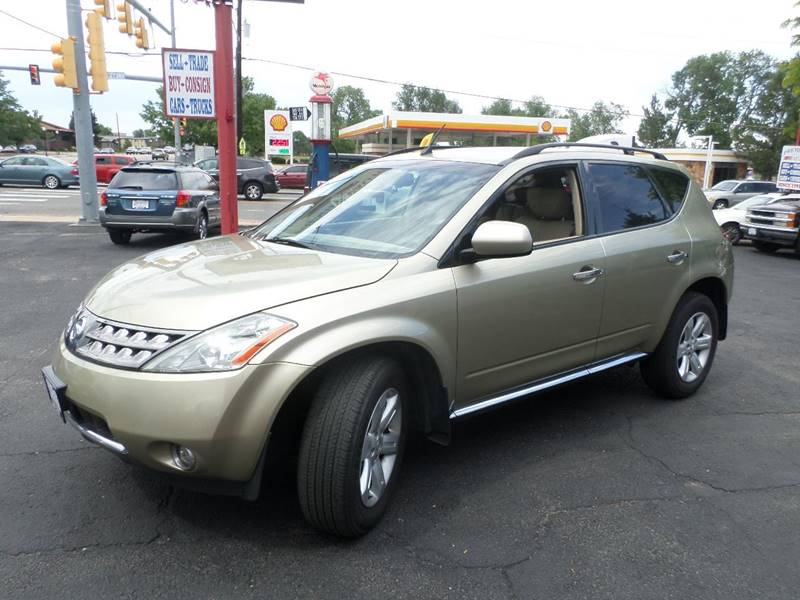 2006 Nissan Murano AWD SL 4dr SUV - Wheat Ridge CO