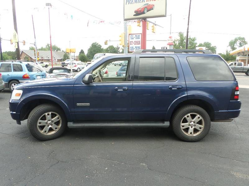 2007 Ford Explorer XLT 4dr SUV 4WD V6 - Wheat Ridge CO