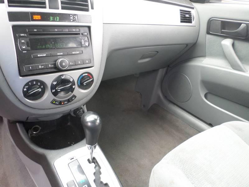 2006 Suzuki Forenza 4dr Sedan w/Automatic - Wheat Ridge CO