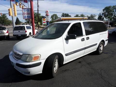 2001 Chevrolet Venture for sale in Wheat Ridge, CO
