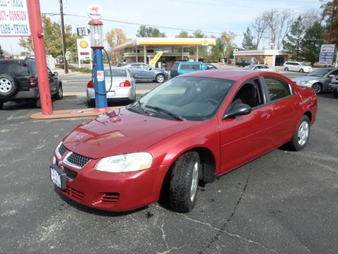 2005 Dodge Stratus for sale in Wheat Ridge, CO