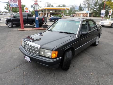 1993 Mercedes-Benz 190-Class for sale in Wheat Ridge, CO