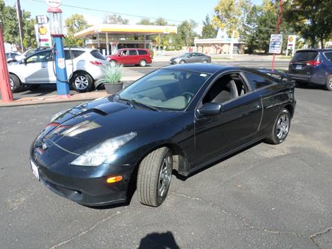 2001 Toyota Celica for sale in Wheat Ridge, CO