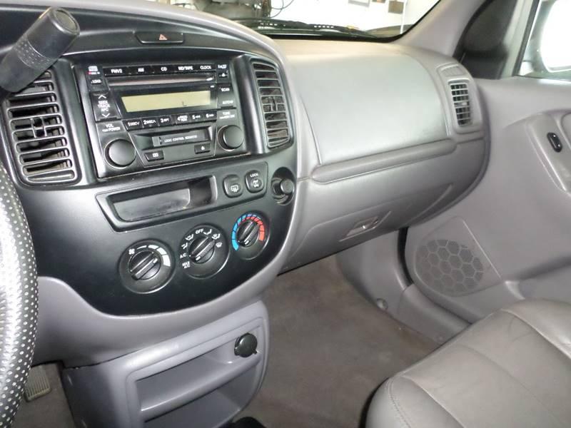 2002 Mazda Tribute ES-V6 4WD 4dr SUV - Wheat Ridge CO