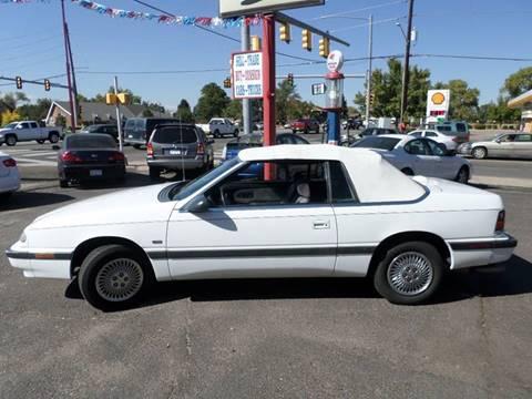 1993 Chrysler Le Baron