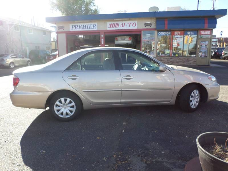 2005 Toyota Camry LE 4dr Sedan - Wheat Ridge CO