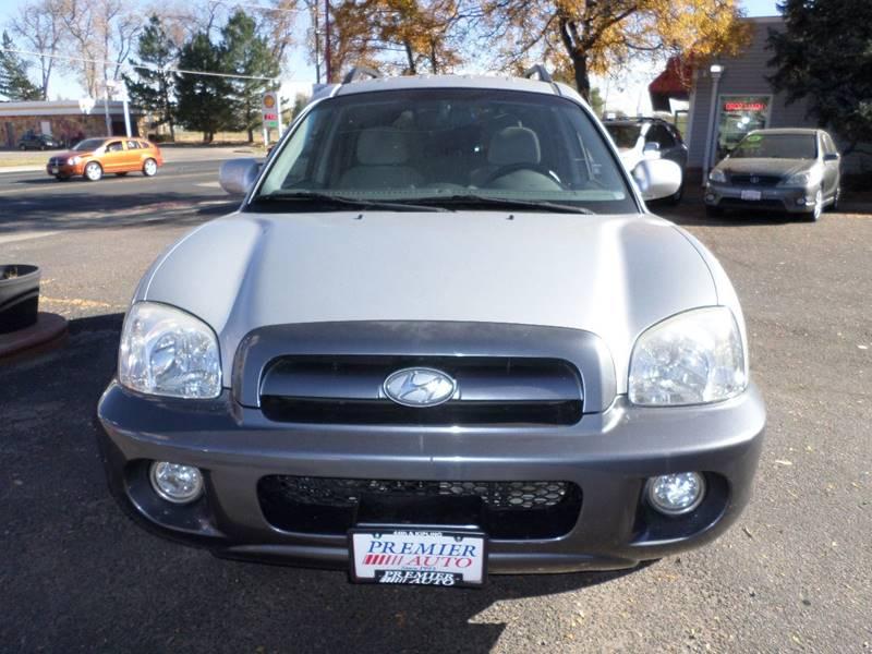 2006 Hyundai Santa Fe GLS 4dr SUV w/3.5L V6 - Wheat Ridge CO