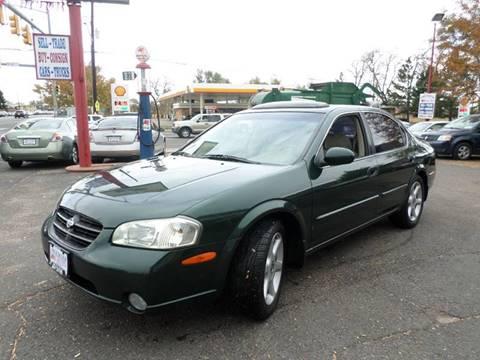2000 Nissan Maxima for sale in Wheat Ridge, CO