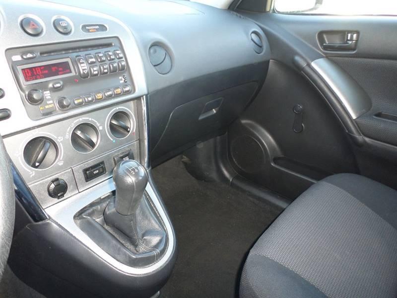 2005 Pontiac Vibe Fwd 4dr Wagon - Wheat Ridge CO