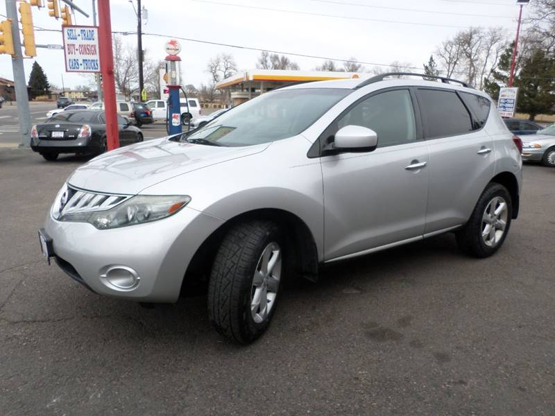 2010 Nissan Murano SL 4dr SUV - Wheat Ridge CO