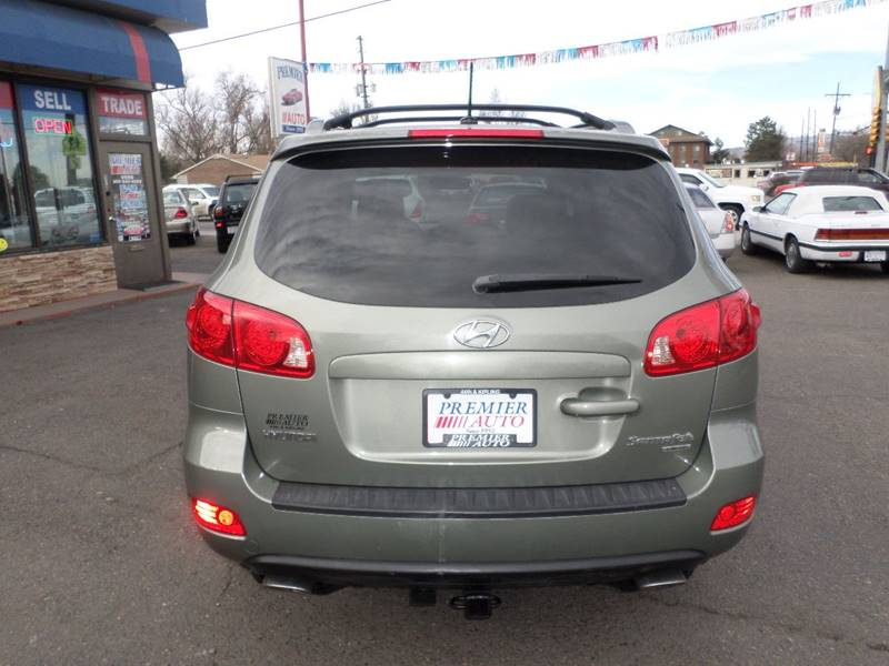 2007 Hyundai Santa Fe Limited 4dr SUV - Wheat Ridge CO