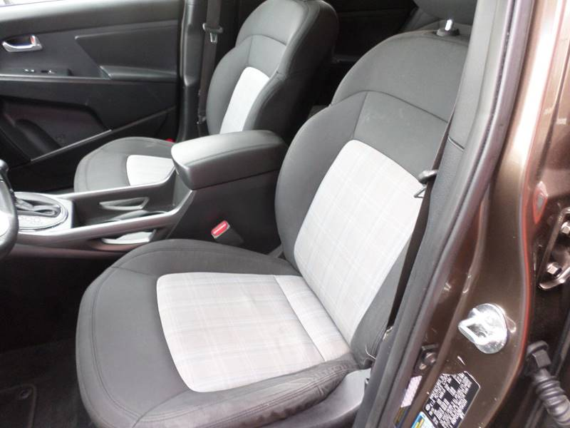 2011 Kia Sportage AWD EX 4dr SUV - Wheat Ridge CO