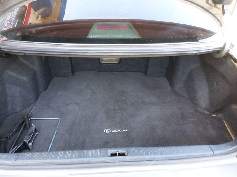 2000 Lexus ES 300 4dr Sedan - Wheat Ridge CO