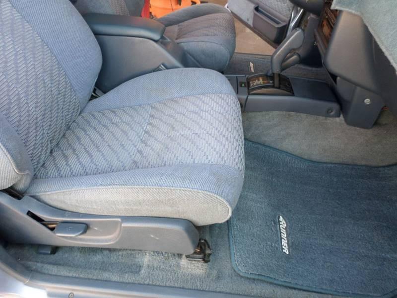1995 Toyota 4Runner 4dr SR5 V6 4WD SUV - Wheat Ridge CO