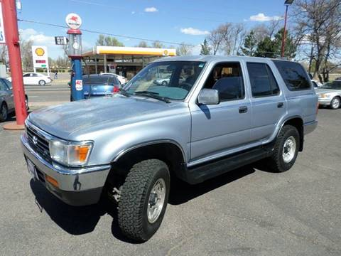 1995 Toyota 4Runner for sale in Wheat Ridge, CO
