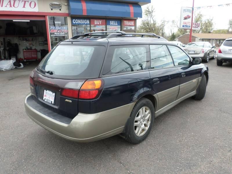 2000 Subaru Outback AWD 4dr Wagon - Wheat Ridge CO