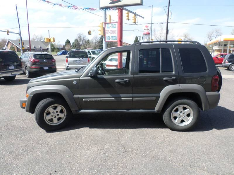 2006 Jeep Liberty Sport 4dr SUV 4WD - Wheat Ridge CO