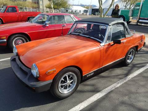 1978 MG Midget for sale in Missoula, MT