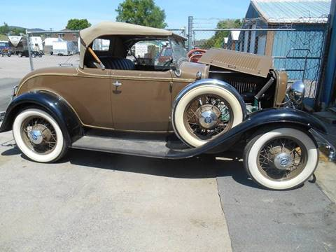 1932 Ford MODEL 18 ROADSTER for sale at AUTO BROKER CENTER in Lolo MT