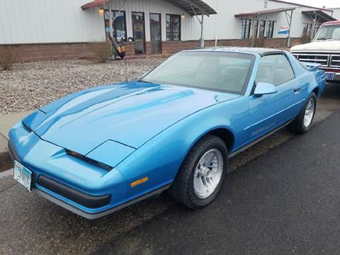 1988 Pontiac Firebird for sale in Missoula, MT