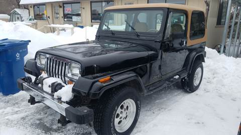 1988 Jeep Wrangler for sale in Missoula, MT