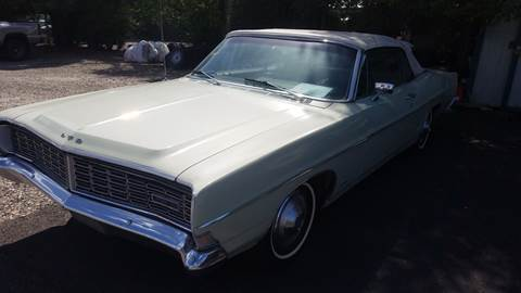 1968 Ford Galaxie 500 for sale in Missoula, MT