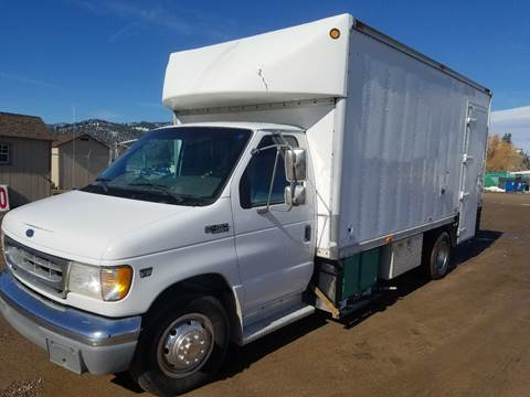 2000 Ford E-Series Chassis