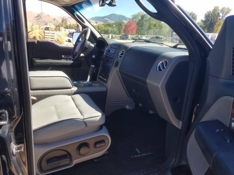 2006 Lincoln Mark LT 4dr SuperCrew 4WD SB - Lolo MT