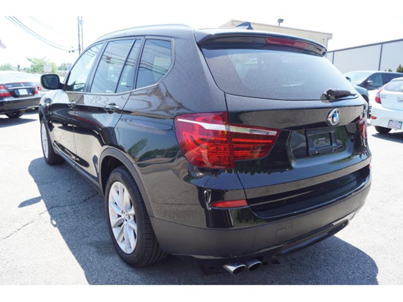 2014 BMW X3 AWD xDrive28i 4dr SUV - East Providence RI
