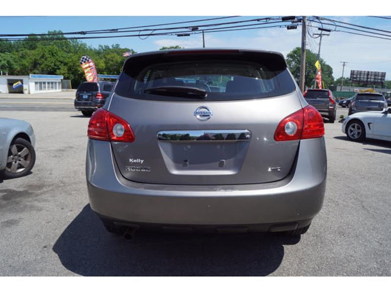 2012 Nissan Rogue AWD S 4dr Crossover - East Providence RI