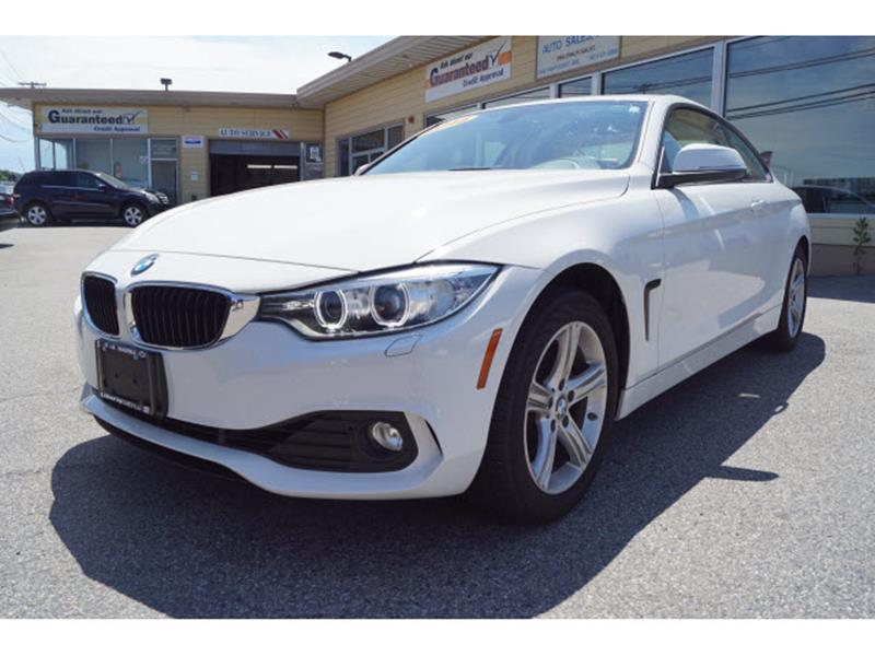 2014 BMW 4 Series AWD 428i xDrive 2dr Coupe SULEV - East Providence RI
